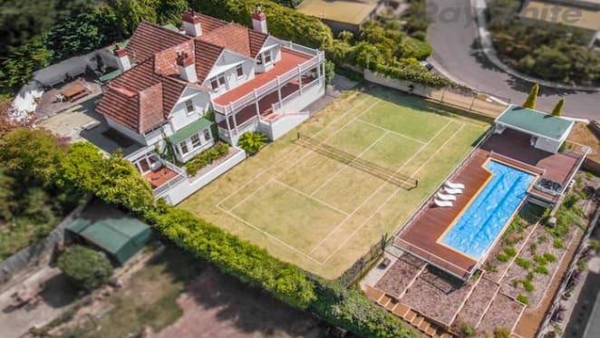 South Hobart landmark trophy home listed for sale