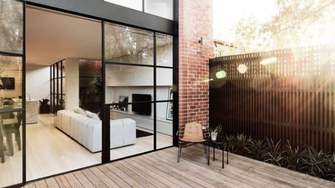 Edwardian home on Richardson Street, Albert Park sold by designer Jayden Zernich
