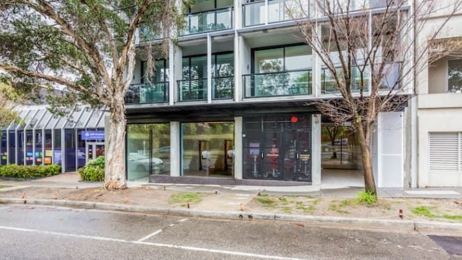 St Kilda commercial space on Wellington Street comes onto market
