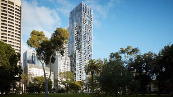 Melbourne CBD sees increasing number of sky-high apartments listings: HTW residential