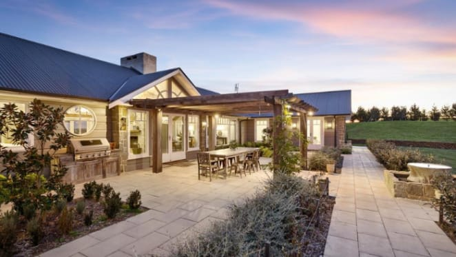 Southern Highlands trophy home Trelawney listed for first time