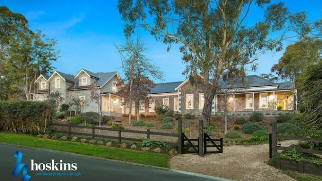 Four bedroom Park Orchards house listed for between $3.3 million to $3.6 million