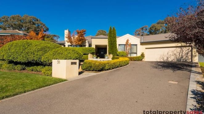 Award-winning Hughes house sold for $1.701 million