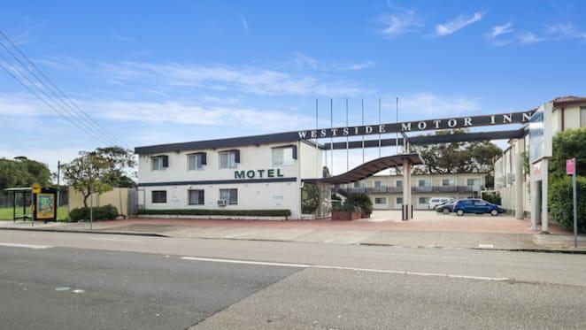 Westside Motor Inn, Ashfield sold for $8.3 million
