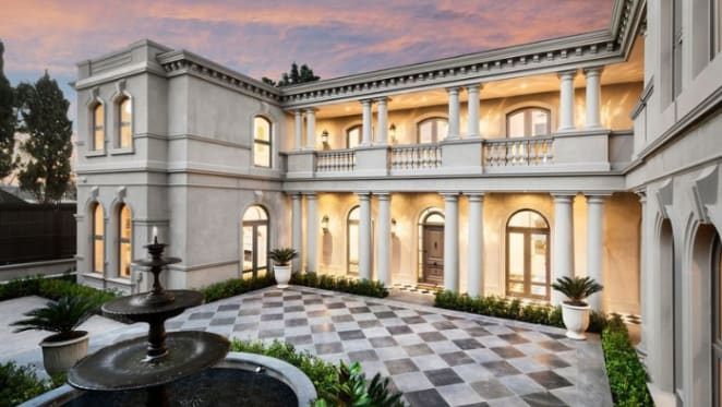 New Canterbury trophy mansion hits the market