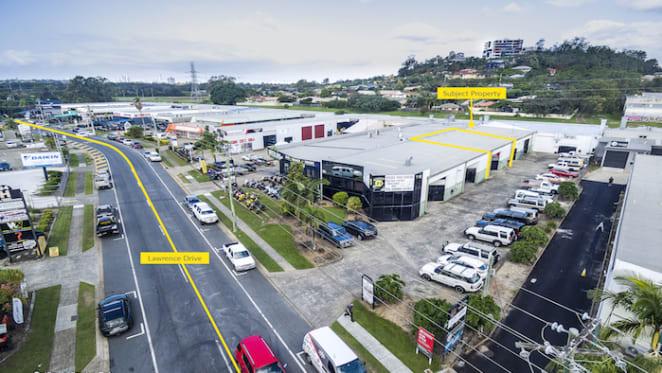 Nerang warehouse sells for $300,000