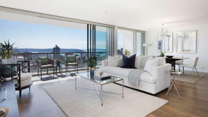 Altair, Darlinghurst apartment with Harbour Bridge views sold for $2.9 million