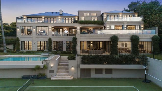 Grandiose Mosman family estate with Harbour Bridge and Opera House views sold