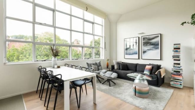 Converted warehouse apartment in Darlinghurst sold