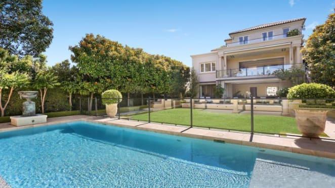 Punter Sean Bartholomew places Vaucluse home on the market