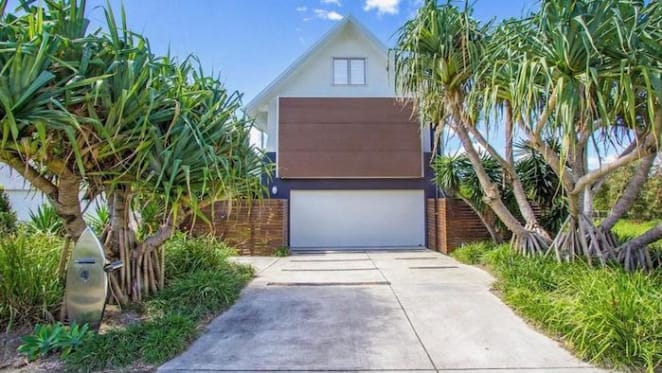 Beachfront Casuarina house listed for $2.1 million