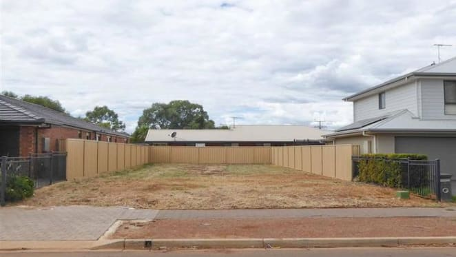 Smithfield Plains, South Australia residential land listed for mortgagee sale