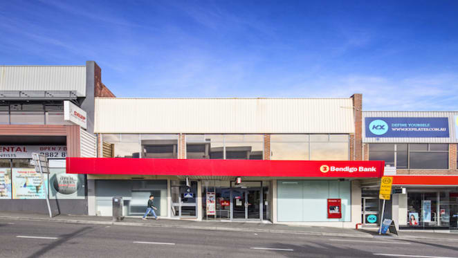 Bendigo Bank site in Camberwell fetches $7 million at auction
