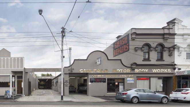Development site in Melbourne's Caulfield North to go under the hammer