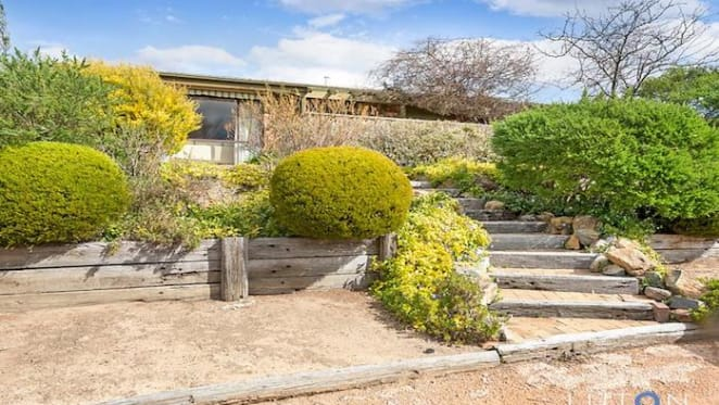 Three bedroom Calwell house sold for $434,000