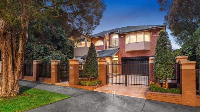Canterbury four bedroom house sold for $4.75 million