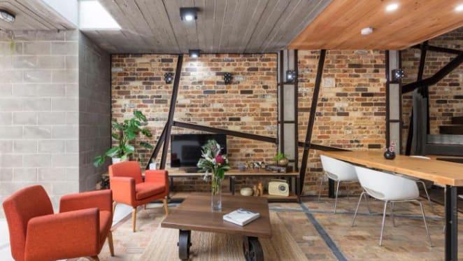 Ben Fordham lists Redfern property investment
