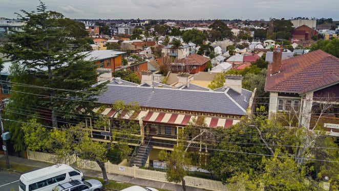 St Kilda's Avonsleigh Terrace sold by the Sacred Heart Mission