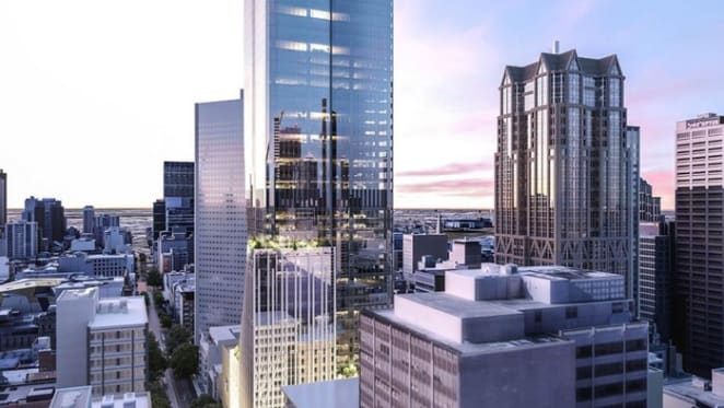 CBUS receives planning approval for $1 billion Melbourne office tower