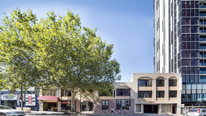 Melbourne's Flagstaff City Inn snapped up by developer through Savills