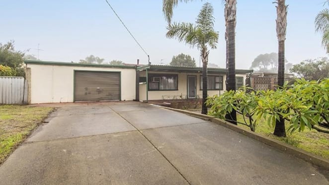 $5000 gain sought after 14 years for Falcon, WA mortgagee house listing