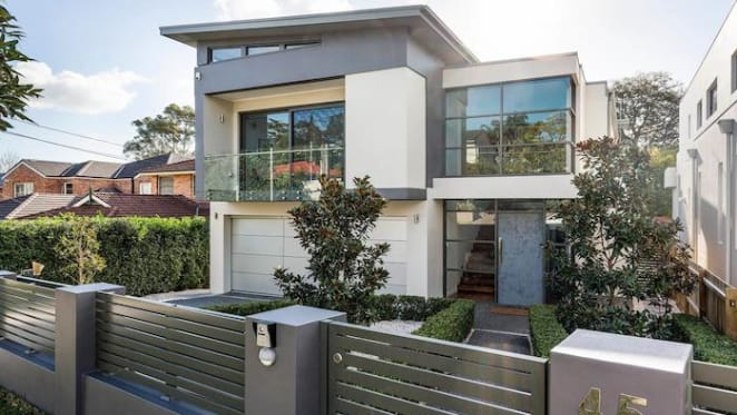 Six bedroom Putney house sold for $4.3 million