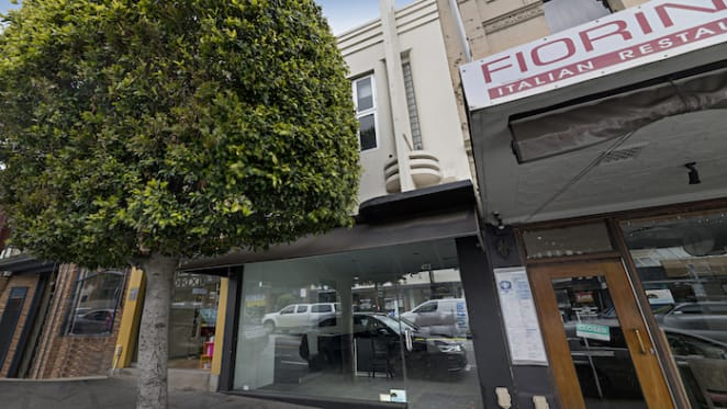 Vacant two-level Toorak Village freehold on the market