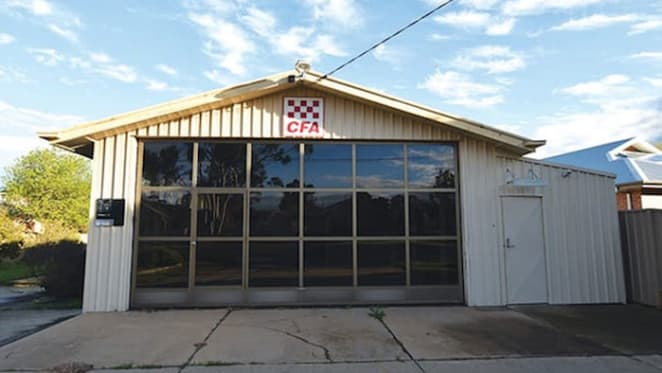 Former Stanhope fire station listed at $100,000