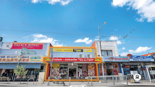 Savills secures the sale of Footscray's Spice 'n' Grocery