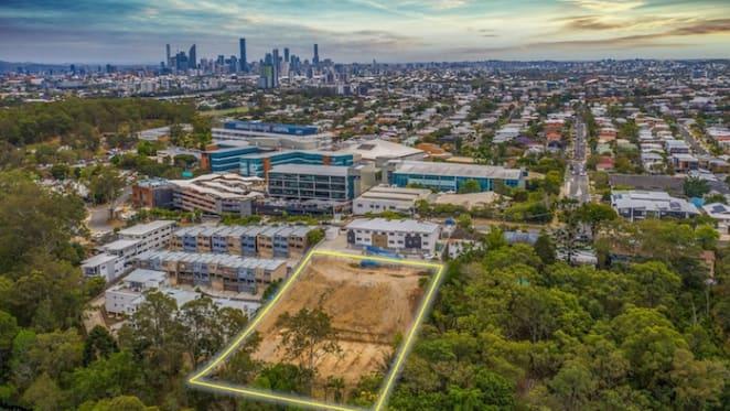 69 developers do due diligence on Greenslopes DA approved site
