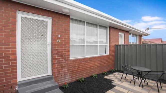 One bedroom Sunshine unit sold for $245,000