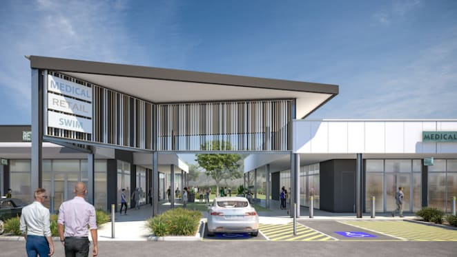Stockland announces $5 million extension to Aura retail centre in Baringa