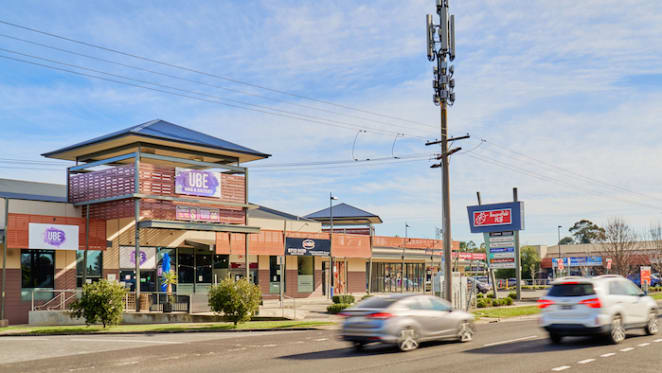 Beaconsfield hub retail centre listed