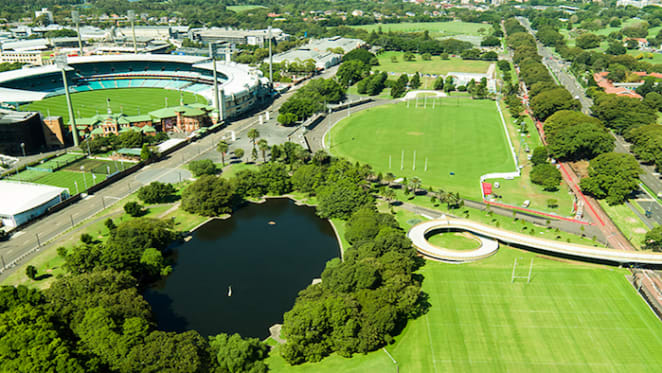 Callan Park first in 50-year vision for Sydney's open space and parklands renewal