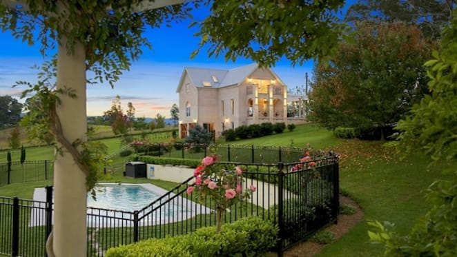 Married at First Sight Wedding mansion on the market in Kurrajong