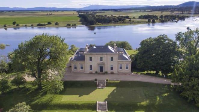 Tasmania's The Lake House quietly sells for $9.3 million
