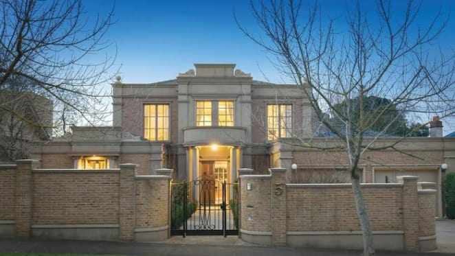 Five bedroom Kew house sold for $5.58 million