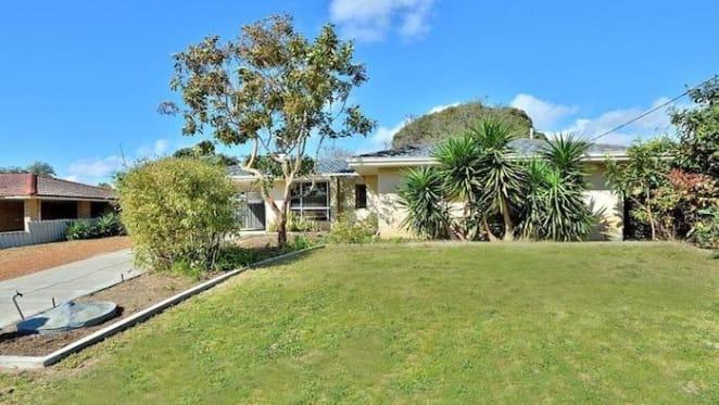 Mandurah three bedroom house, WA, sold by mortgagee