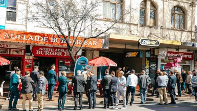 Adelaide's Burger Bar satisfies investor appetite with $1.455 million sale