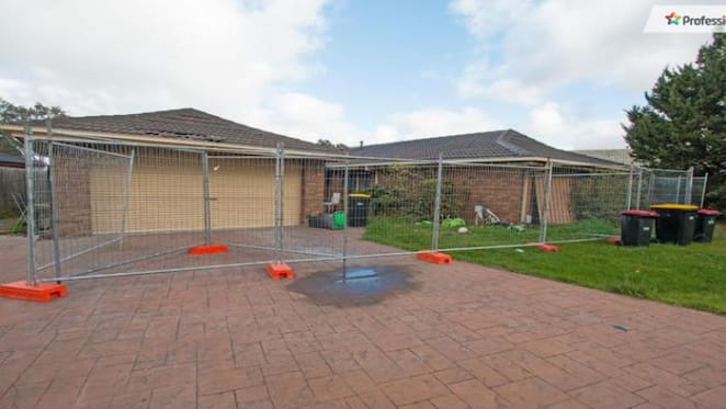 Fire damaged six bedroom Melton West house sold for $190,000
