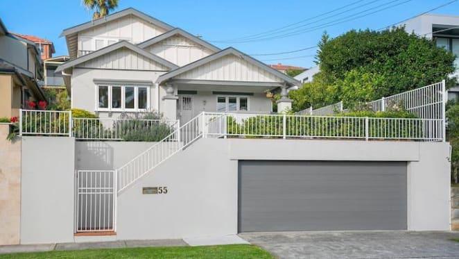 Sydney Rooster Jared Warea-Hargreaves upgrades Mosman house