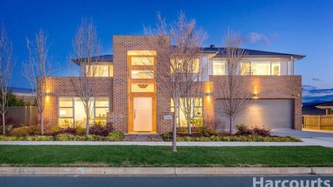 Five bedroom Harrison house sold for $1.3 million