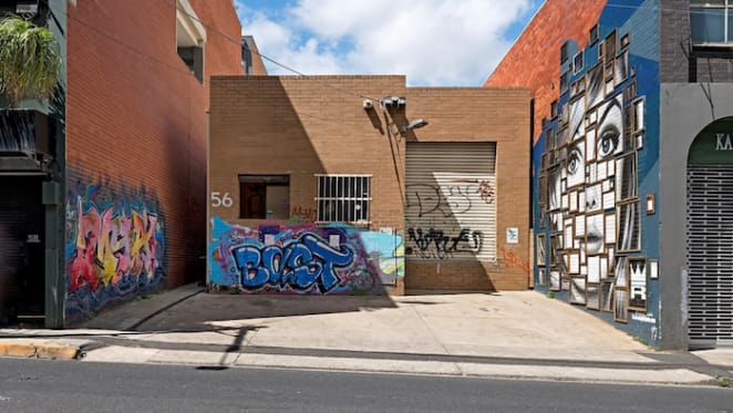Loss likely on South Yarra warehouse
