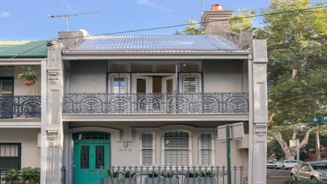 Pizzeria owner lists his Surry Hills terrace with price guide of $1.8 million
