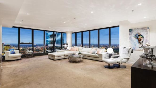 Dean Ginnarelli lists Southbank penthouse apartment