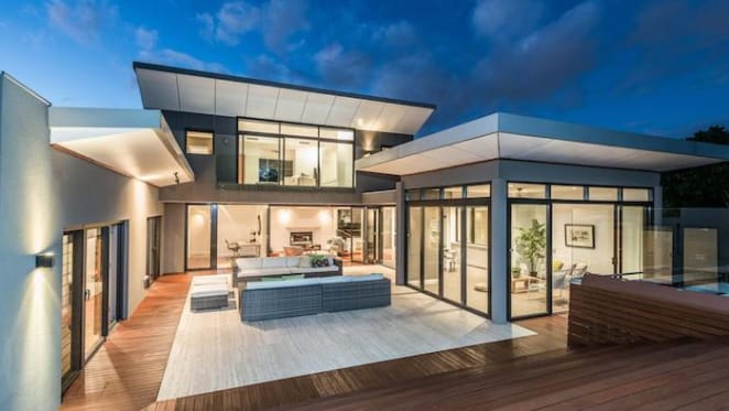Oil and gas financier's Coolbinia house listed for sale