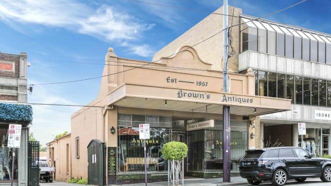 Luxury retailer Franque moves into Melbourne's Hawksburn
