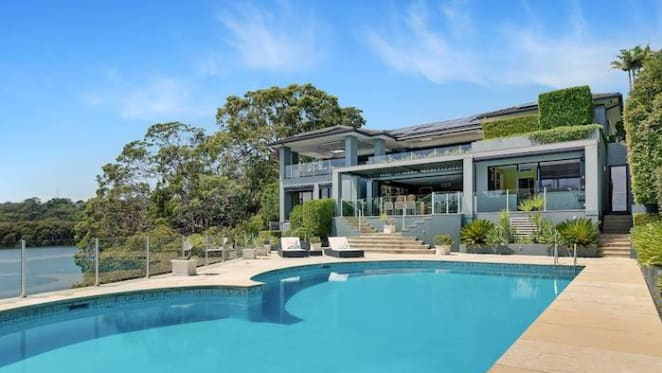 Christian Beck snaps up waterfront Longueville house for $8.5 million