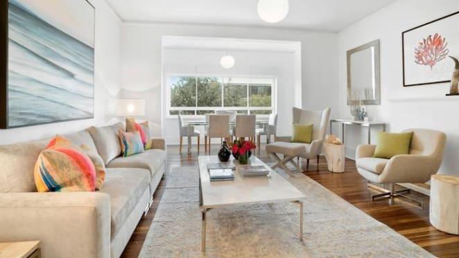 David Gyngell and Leila McKinnon seek Bondi Beach tenants