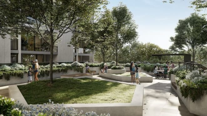 Auburn Square launched by Tian An LFD